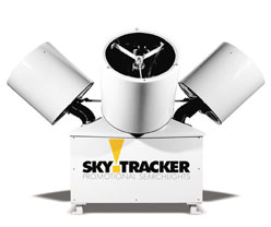SkyTracker Spotlights for Rent